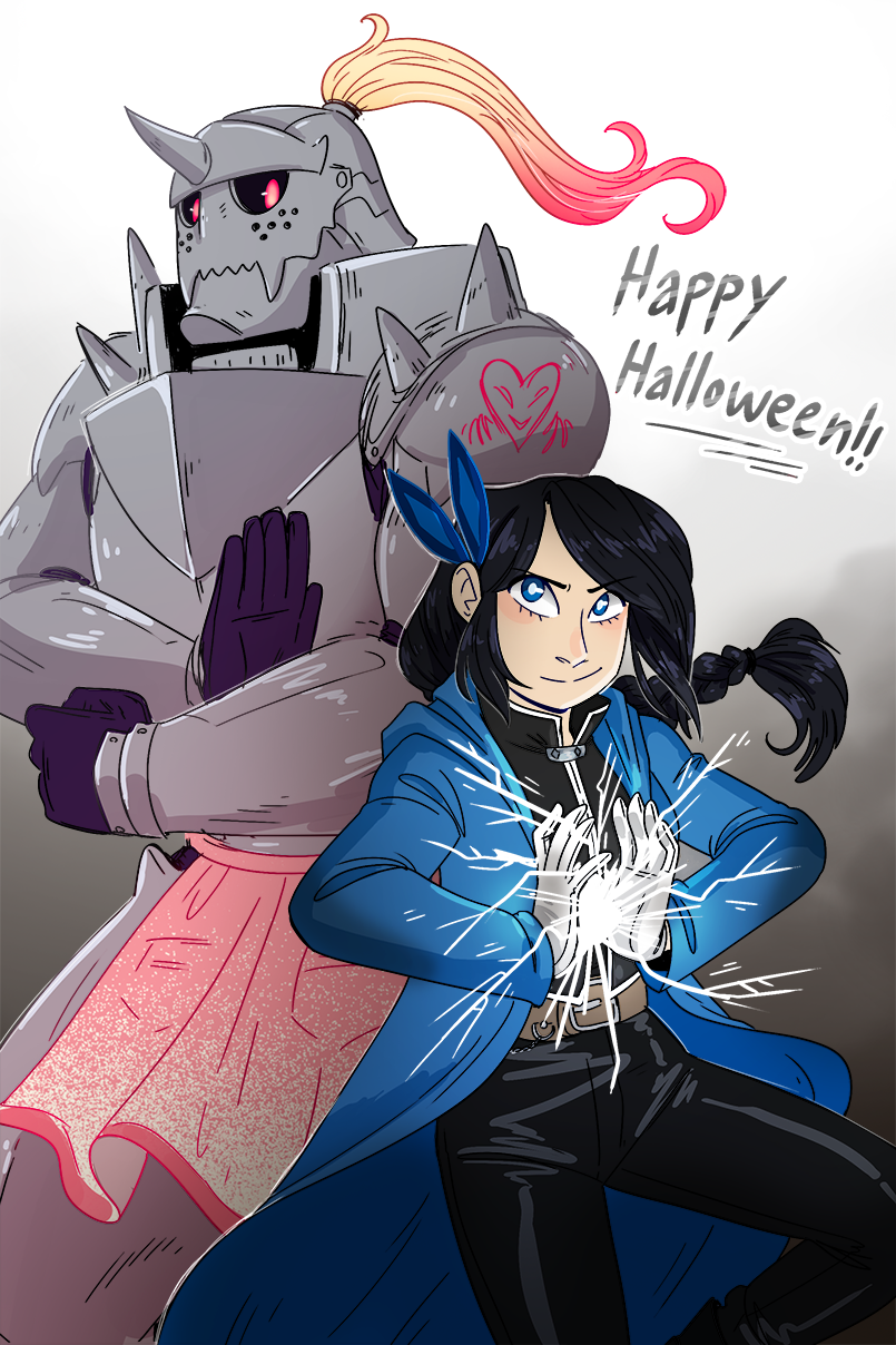 alice and the nightmare - happy halloween 2018!!